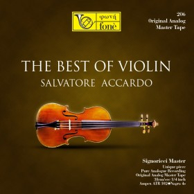 Salvatore Accardo - Best of Violin (TAPE)