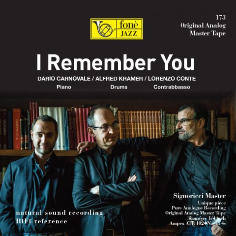 I Remember You - Carnevale, Kramer, Conte