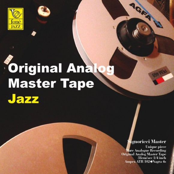 Original Analog Master Tape Jazz