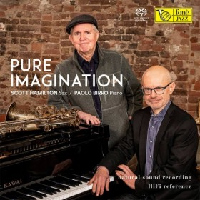 Pure Imagination - Scott Hamilton & Paolo Birro (SACD)