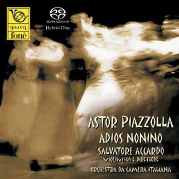 Salvatore Accardo, Astor Piazzolla - Adios Nonino (SACD)