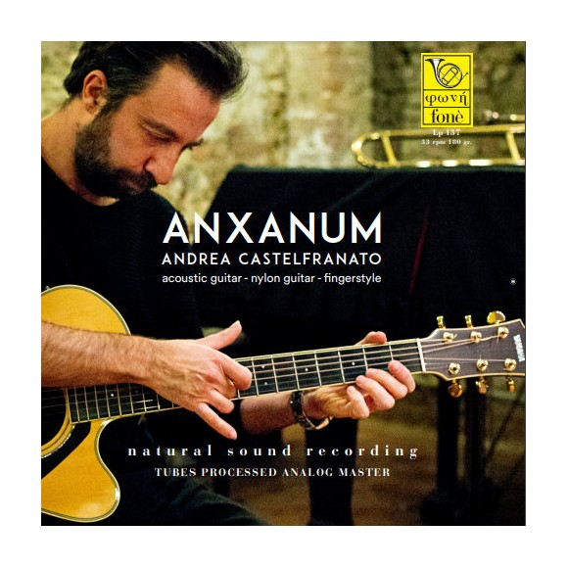 ANXANUM Andrea Castelfranato