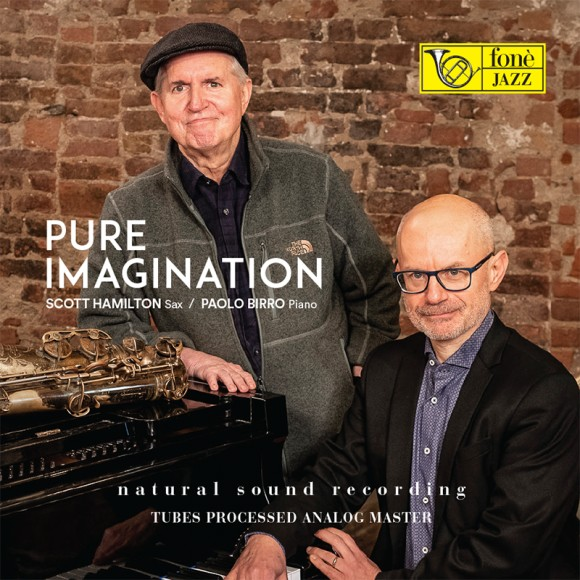 Pure Imagination - Scott Hamilton & Paolo Birro (LP)