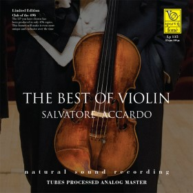THE BEST OF VIOLIN - SALVATORE ACCARDO (LP)