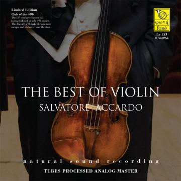 THE BEST OF VIOLIN - SALVATORE ACCARDO (LP)
