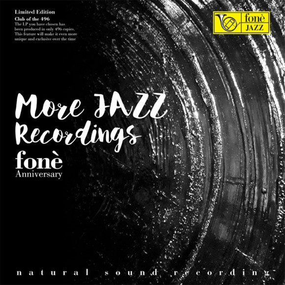 More Jazz Recordings fonè anniversary (LP)