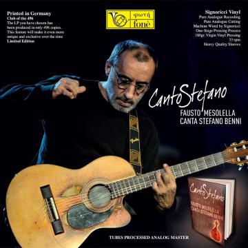 Canto Stefano - Fausto Mesolella canta Stefano Benni,  (LP)
