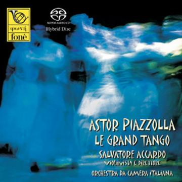 Salvatore Accardo - Astor Piazzolla, Le Grand Tango (SACD)