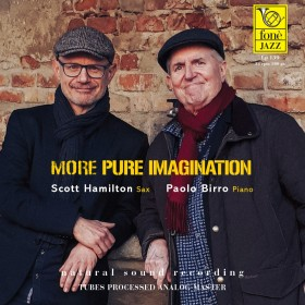 More Pure Imagination - Scott Hamilton & Paolo Birro [LP]