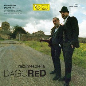 Raiz & Mesolella - Dagored [LP]