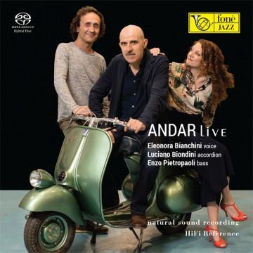 Andar live [SACD]