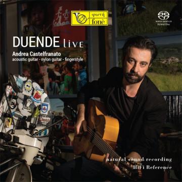 Duende live [SACD]