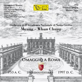 Omaggio a Roma, Myung-Whun Chung (TAPE)