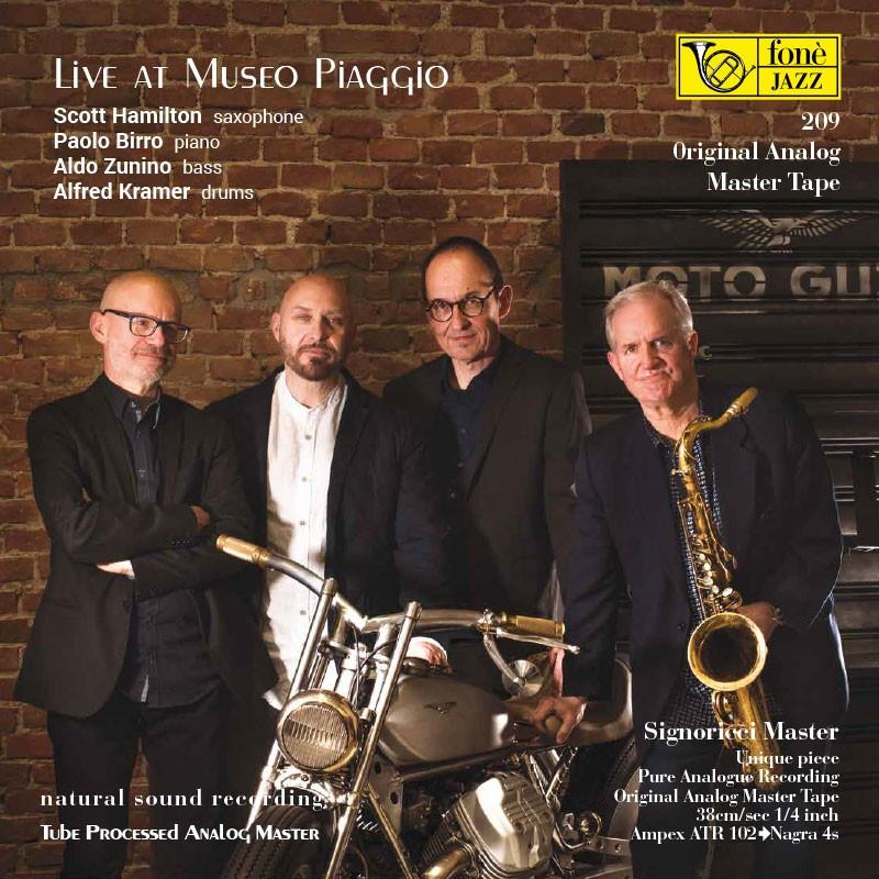 Live at Museo Piaggio [SACD]