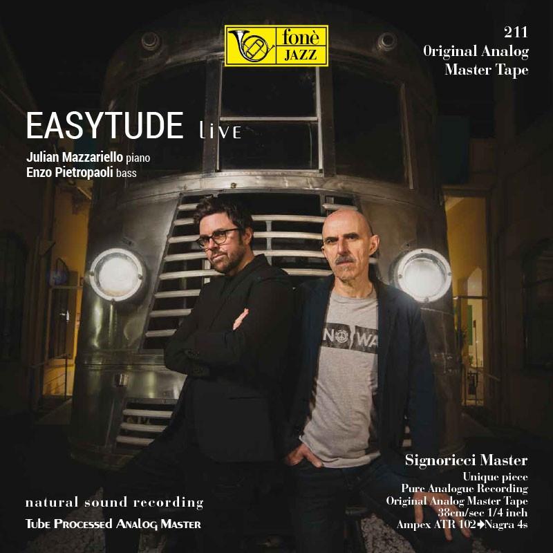 Easytude live [SACD]
