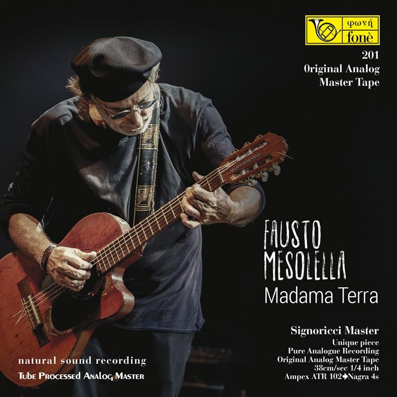 Madama Terra, Fausto Mesolella [TAPE]