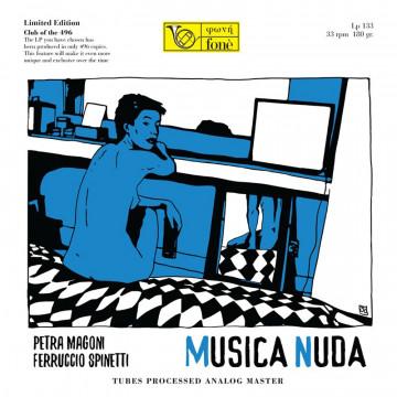Musica Nuda - Petra Magoni, Ferruccio Spinetti [LP]