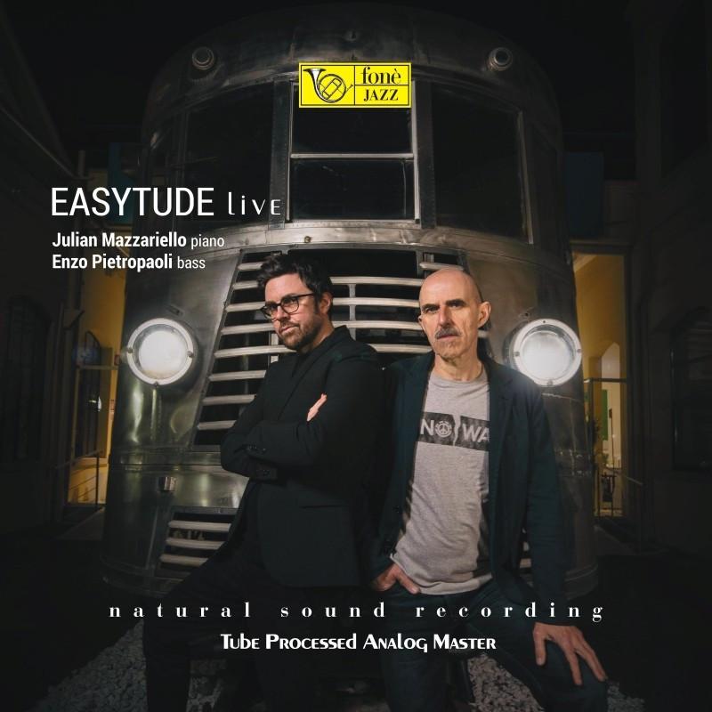 EASYTUDE live - Julian Mazzariello & Enzo Pietropaoli [LP]