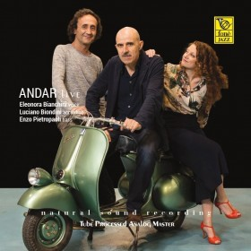 ANDAR live [LP]
