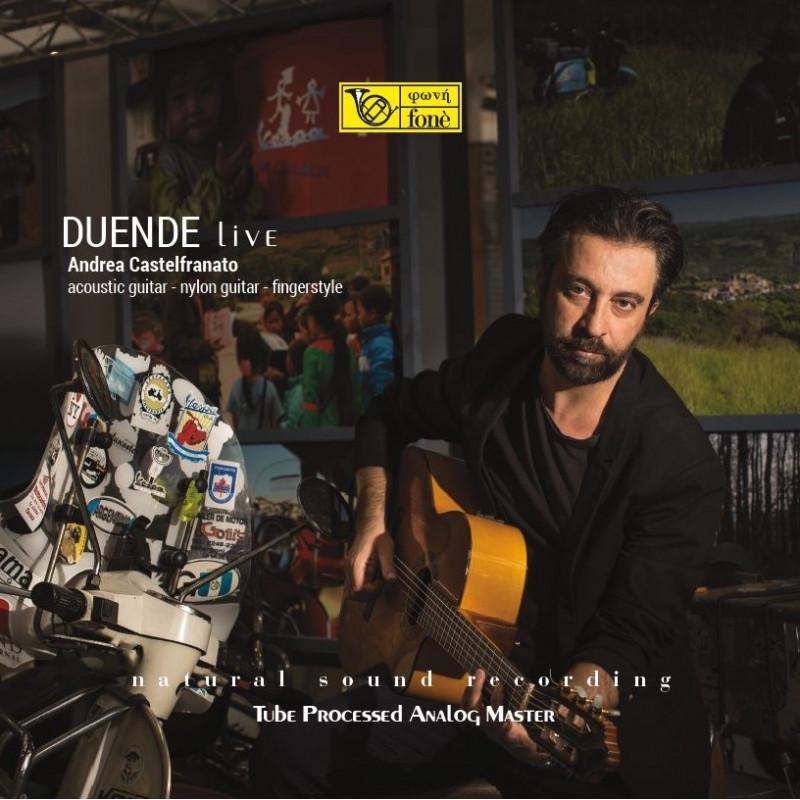 DUENDE live [LP]