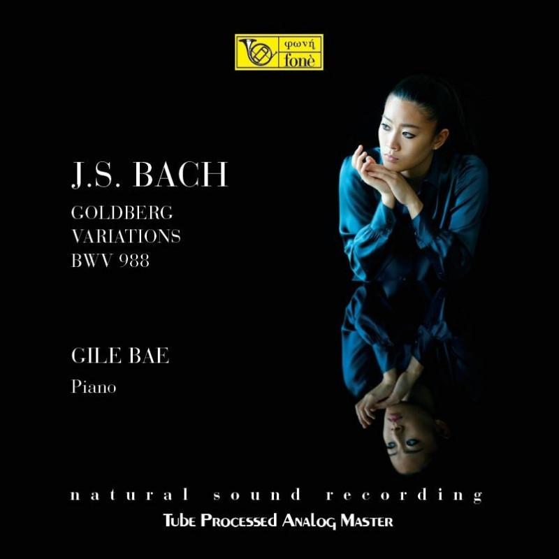 J.S. BACH - GOLDBERG VARIATIONS BWV 988