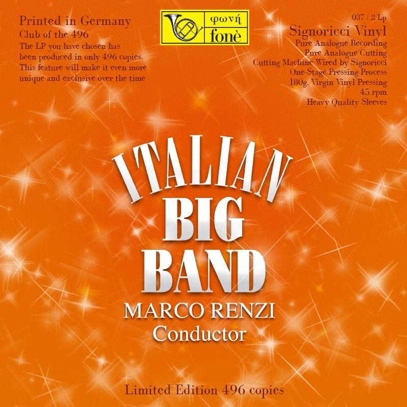 ITALIAN BIG BAND Marco Renzi