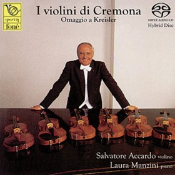 Accardo - Manzini, I Violini di Cremona -  Omaggio a Kreisler