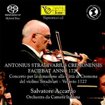 Salvatore Accardo - Il Vesuvio