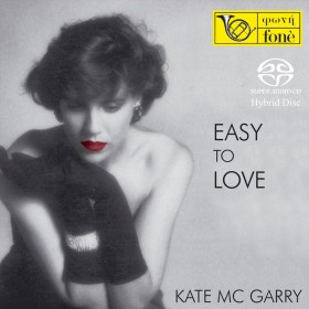 Kate Mc Garry - Easy to love (SACD)