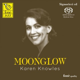 Karen Knowles - Moonglow (SACD)