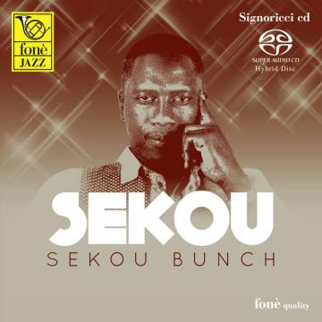 Sekou Bunch - Sekou (SACD)