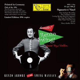 Tonite! Renzo Swing! - Renzo Arbore (Vinile)