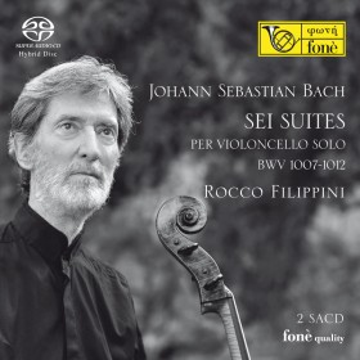 Rocco Filippini - J. S. Bach, Suites per Violoncello (SACD)